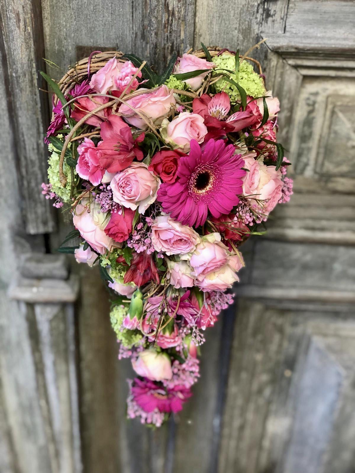 Hochzeitsfloristik Blumentraeume Dresden